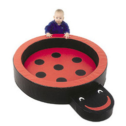 Lady Bug Play Yard