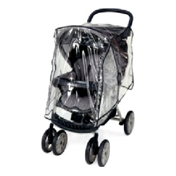 Single Stroller Rain and Weather Shield