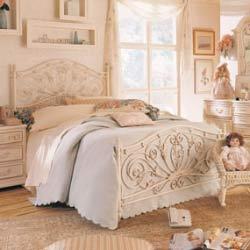 Jessica McClintock Metal Bed by Lea Furniture