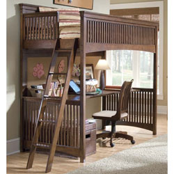 Elite Crossover Loft Bed