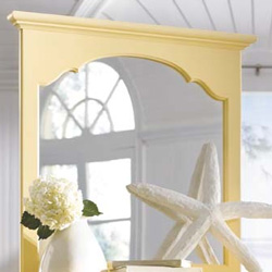 Seaside Dreams Bureau Mirror