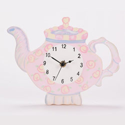 Little Teapot Clock