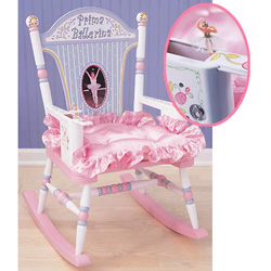 Prima Ballerina Child Rocker