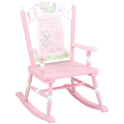 Fairy Wishes Child Rocker