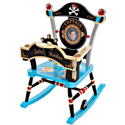 Jolly Pirate Rocker