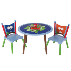 Owls Table and Chair Set