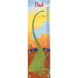 Long Neck Dinosaur Growth Chart