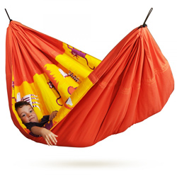 Organic Padded Hammock for Kids