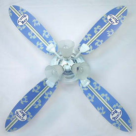 Surfboard - Turtle Bay Ceiling Fan