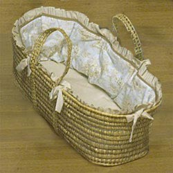 Luxury Luxe Moses Basket