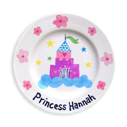Princess Name Plate