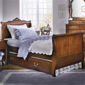 Madison Sleigh Bed