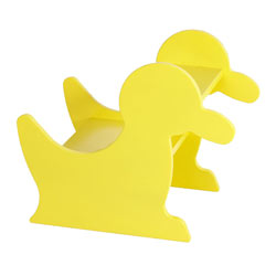 Yellow Duck Step Stool