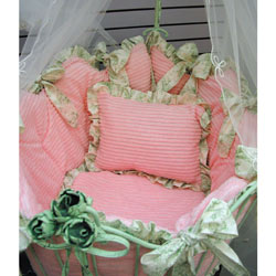 Collette Cradle Bedding