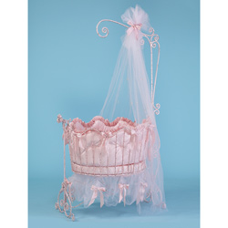 Princess of Monaco Cradle Bedding