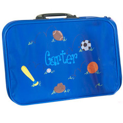 Personalized Sports Suitcase