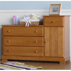 Marvelous DaVinci Kalani Combo Dresser