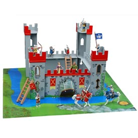 Medieval Castle Playset