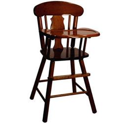 Memphis Wooden High Chair