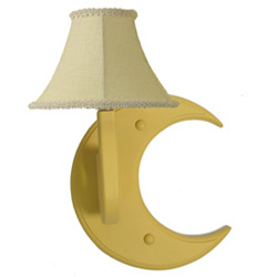 Moon Wall Sconce