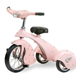 Princess Jeweled Trike