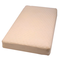 Organic Cotton Waterproof Crib Size Mattress Pad