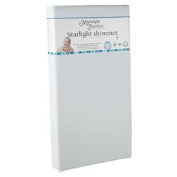 Starlight Shimmer Foam Crib Mattresses