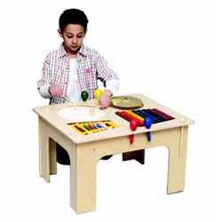 The Children's Music Table