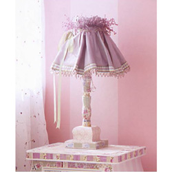 Secret Garden Mosaic Lamp