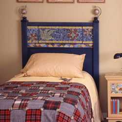 Global Mosaic Bed