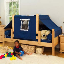 Tent Twin Bed  sc 1 st  aBaby.com & Twin Bed