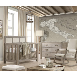 Rustico Nursery Furniture Set