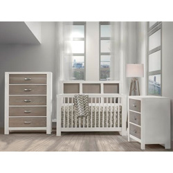 Rustico Moderno Nursery Furniture Set