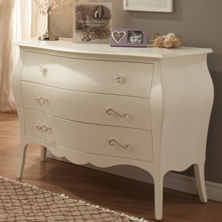 Allegra 3 Drawer Dresser