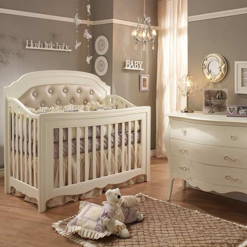 Allegra Nursery Furniture Collection by Opera Distribution Inc.