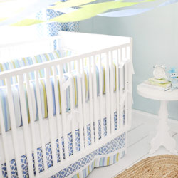 By the Bay Baby Crib Bedding Set