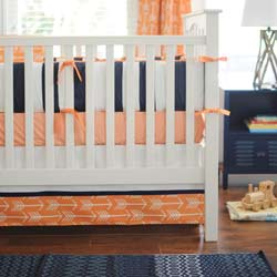 Out and About Baby Crib Bedding