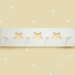 White Star Peg Board