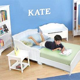 Toddler Bedroom Furniture Set | Nursery Collection | Bedding Sets ...