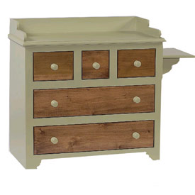 Naples Changing Table