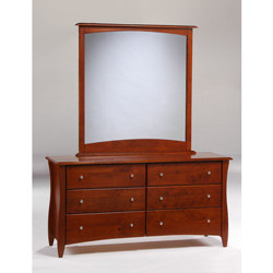Jack and Jill 6 Drawer Dresser