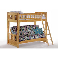 Hamilton Futon Bunk Bed