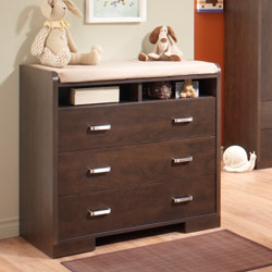Loft 3 Drawer Dresser/Changer