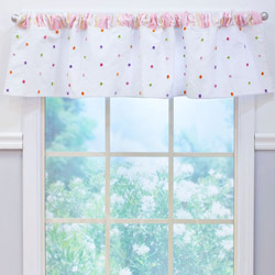 Mix and Match Window Valances