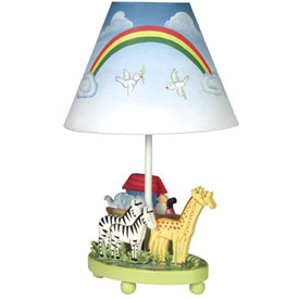 Noah�s Ark Table Lamp
