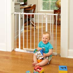 Easy-Close Safety Gate