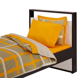 Shadow Box Twin Bedding