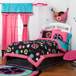 Magical Michayla Twin/Full Bedding Collection