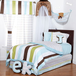 Puppy Pals Twin/Full Bedding Set