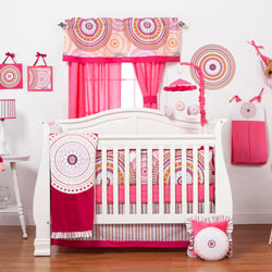 Sophia Lolita Crib Bedding Collection
